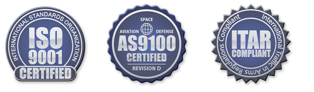 as9100 itar certification certified iso iso9001 aerospace safety registered compliant ddtc email marked fields required address published speed